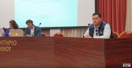 Μίχου, Δημητριάδης, ΑΜΠΑΤΖΙΔΗΣ - Πρόεδρος ΒΙΟΠΑ