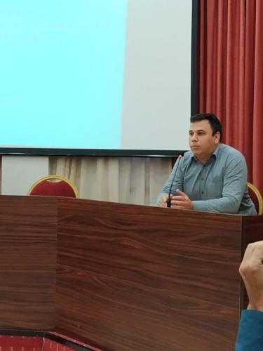 Αντιδήμαρχος κ. Αλεξάκης